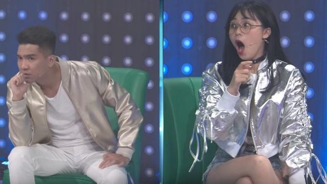 PewPew, MisThy há hốc mồm khi được nghe Huỳnh Tú hát live ca khúc Đường một chiều-3