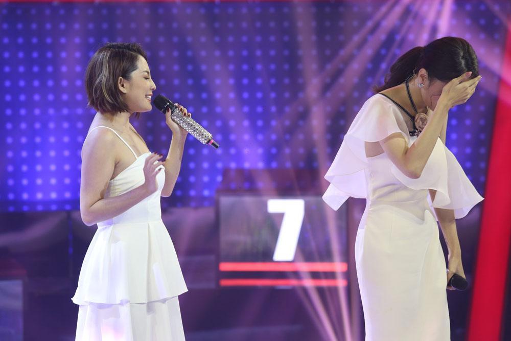 Hương Giang vẫn vô cùng thần thái khi song ca cùng giọng hát thảm họa-5