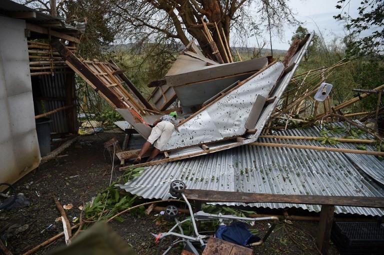 Miền Bắc Philippines tan hoang sau siêu bão Mangkhut, 14 người chết-4
