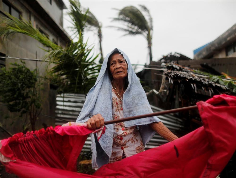 Miền Bắc Philippines tan hoang sau siêu bão Mangkhut, 14 người chết-5