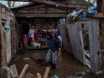 Miền Bắc Philippines tan hoang sau siêu bão Mangkhut, 14 người chết