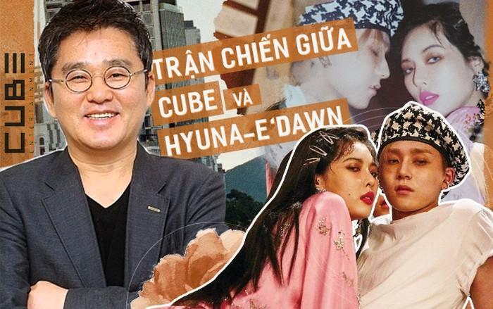 Cube trục xuất EDawn - HyunA: Nguồn cơn và hậu quả câu chuyện được - mất như thế nào?-1