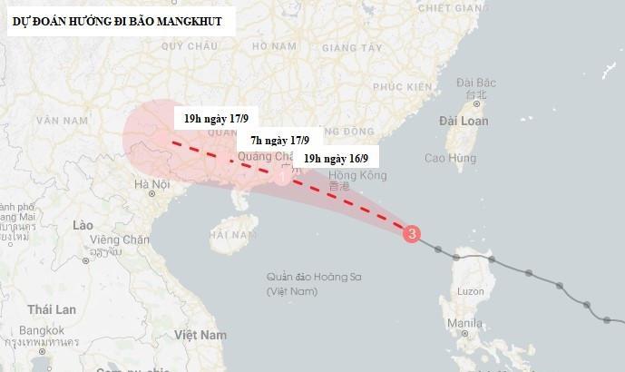 Hoàn lưu khổng lồ của bão Mangkhut và Florence nhìn từ không trung-8