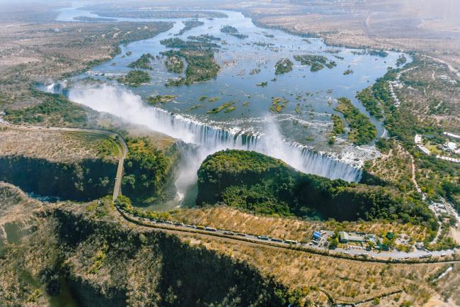Giật mình với phong cảnh đẹp lạ lùng khắp châu Phi-3