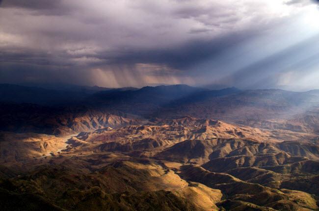 Giật mình với phong cảnh đẹp lạ lùng khắp châu Phi-6