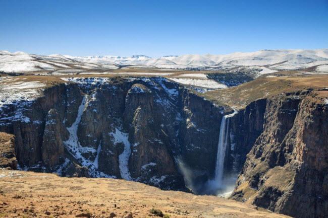 Giật mình với phong cảnh đẹp lạ lùng khắp châu Phi-10