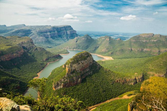 Giật mình với phong cảnh đẹp lạ lùng khắp châu Phi-13