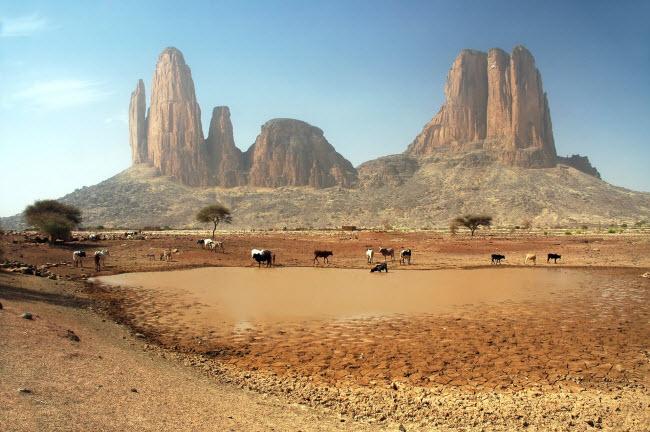 Giật mình với phong cảnh đẹp lạ lùng khắp châu Phi-20