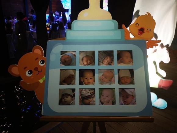 Đẳng cấp hotmom của Huyền Baby: Tổ chức tiệc hoành tráng, diện đồ cực sexy trong tiệc sinh nhật con trai tròn 1 tuổi-9