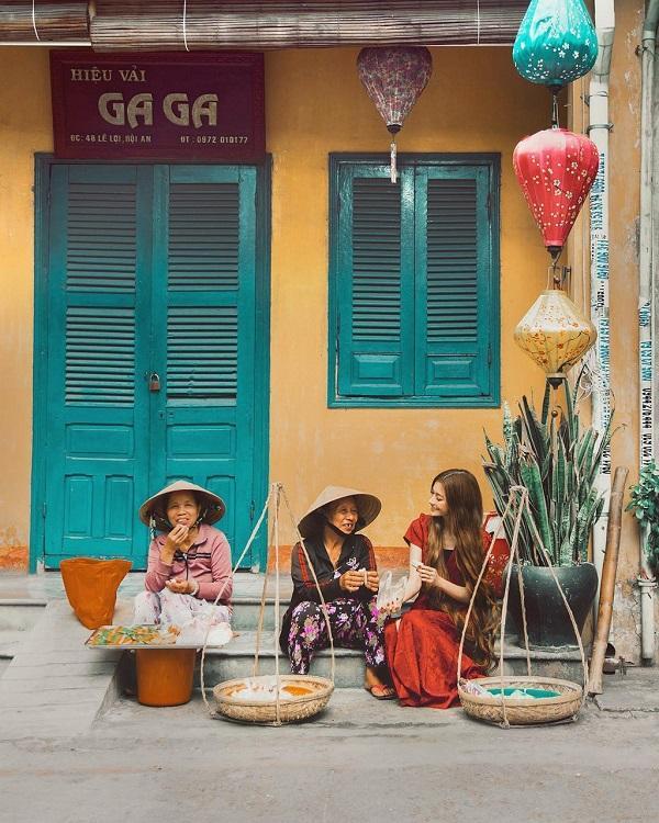 Không thể rời mắt khỏi loạt ảnh check-in tuyệt đẹp của hot girl tóc mây tại Việt Nam-7