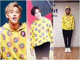 BTS, EXO, Got7, NCT liên tiếp đụng hàng, fan 'xoắn não' không biết ai đẹp hơn ai?
