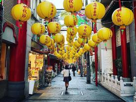 Người dân các nước châu Á làm gì trong Tết Trung thu?