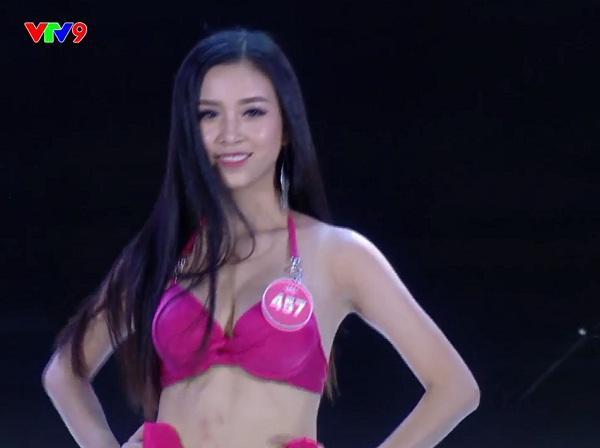 Top 25 thí sinh xuất sắc nhất tranh tài qua phần Trình diễn Bikini-4