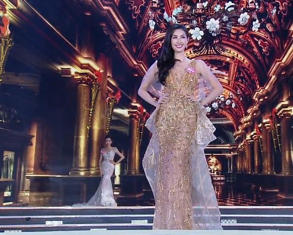 15 thí sinh xuất sắc nhất đẹp dịu dàng trình diễn trang phục dạ hội-1