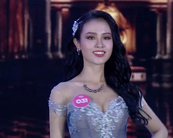 15 thí sinh xuất sắc nhất đẹp dịu dàng trình diễn trang phục dạ hội-3