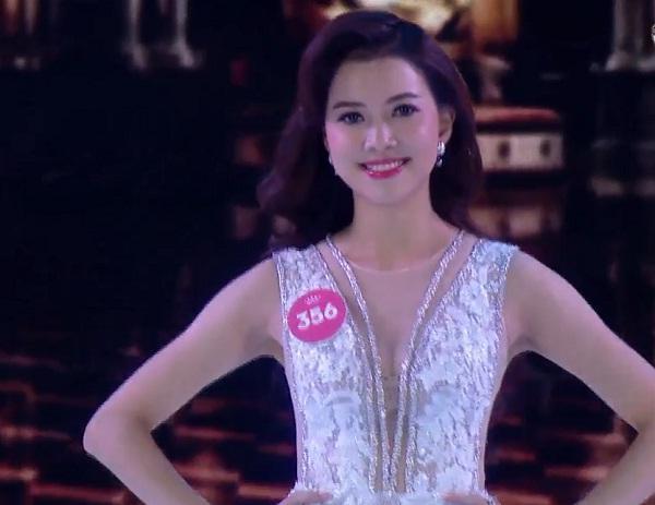 15 thí sinh xuất sắc nhất đẹp dịu dàng trình diễn trang phục dạ hội-4