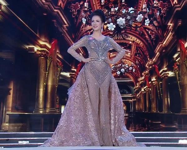 15 thí sinh xuất sắc nhất đẹp dịu dàng trình diễn trang phục dạ hội-6