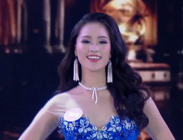15 thí sinh xuất sắc nhất đẹp dịu dàng trình diễn trang phục dạ hội-7