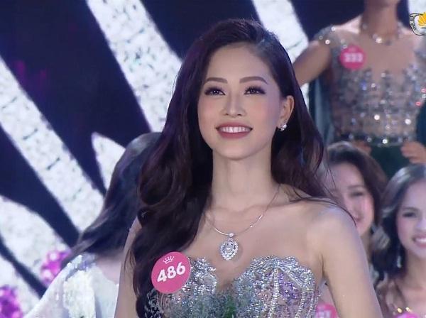 Trần Tiểu Vy đăng quang Hoa hậu Việt Nam 2018-2