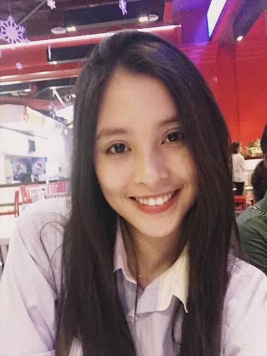 Cận cảnh nhan sắc mặt mộc nhìn là yêu của Tân hoa hậu Việt Nam 2018 - Trần Tiểu Vy - ảnh 5