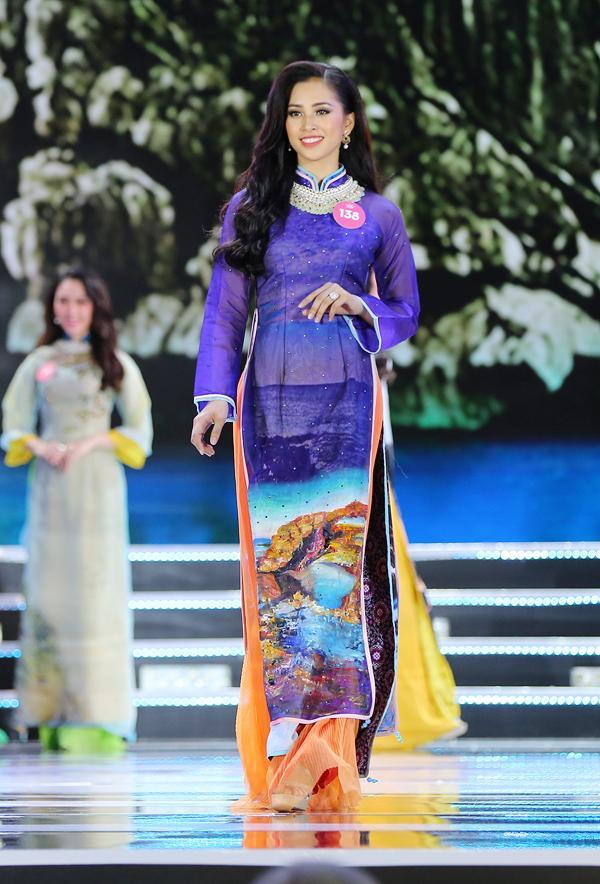 Cận cảnh nhan sắc mặt mộc nhìn là yêu của Tân hoa hậu Việt Nam 2018 - Trần Tiểu Vy - ảnh 2