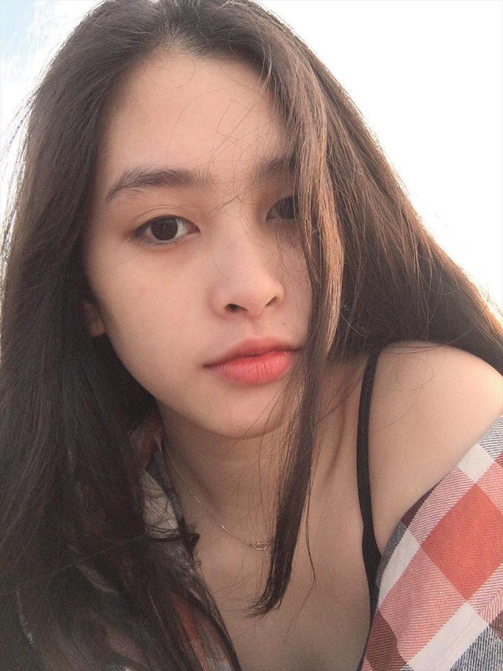Cận cảnh nhan sắc mặt mộc nhìn là yêu của Tân hoa hậu Việt Nam 2018 - Trần Tiểu Vy - ảnh 6