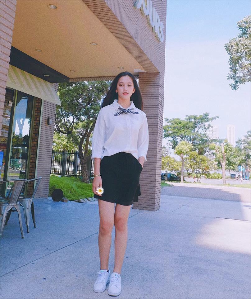 Cận cảnh nhan sắc mặt mộc nhìn là yêu của Tân hoa hậu Việt Nam 2018 - Trần Tiểu Vy - ảnh 8