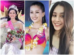 Mới 18 tuổi nhưng tân Hoa hậu Việt Nam - Trần Tiểu Vy đã sở hữu nhan sắc 'không phải dạng vừa'