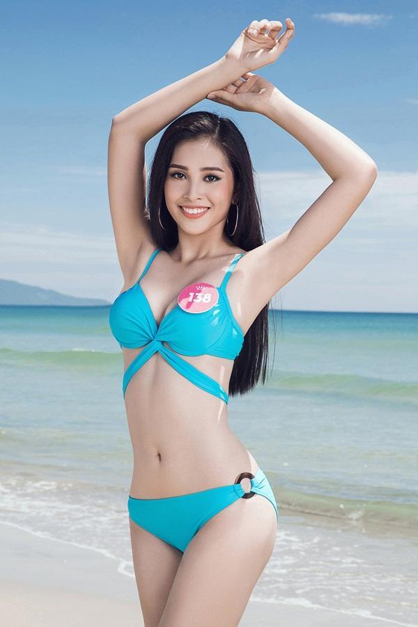 Mới 18 tuổi nhưng tân Hoa hậu Việt Nam - Trần Tiểu Vy đã sở hữu nhan sắc không phải dạng vừa-2