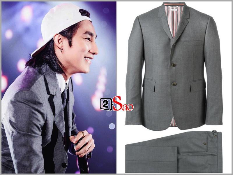 Sơn Tùng M-TP đụng hàng G-Dragon và mặc bộ suit trăm triệu lên sân khấu mà fan chỉ soi khóa quần-2