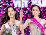 Tân Hoa hậu Việt Nam 2018 Trần Tiểu Vy gây thất vọng với khả năng đối thoại trước đám đông-8