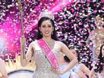 Tân Hoa hậu Việt Nam 2018 Trần Tiểu Vy bị nghi tốt nghiệp THPT với bảng điểm dưới trung bình-5