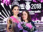 Mẹ tân hoa hậu Trần Tiểu Vy không quan tâm việc con gái bị cộng đồng chỉ trích 'non nớt, kém ứng xử'