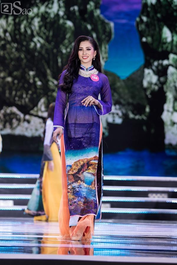 Tân Hoa hậu Việt Nam 2018 Trần Tiểu Vy gây thất vọng với khả năng đối thoại trước đám đông-5