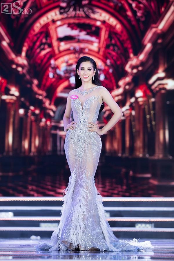 Tân Hoa hậu Việt Nam 2018 Trần Tiểu Vy gây thất vọng với khả năng đối thoại trước đám đông-7
