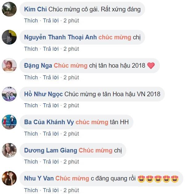 Facebook hoa hậu Trần Tiểu Vy tăng follow, xuất hiện tài khoản giả mạo-2