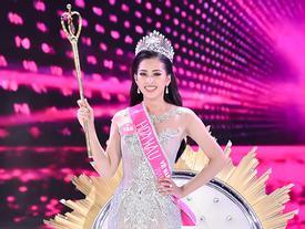 Facebook hoa hậu Trần Tiểu Vy tăng follow, xuất hiện tài khoản giả mạo