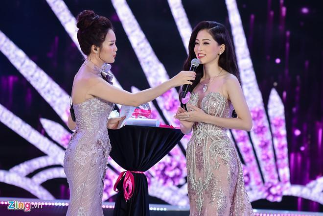 Trước khi giành ngôi á hậu 1, Bùi Phương Nga đã có bảng thành tích đáng nể-1