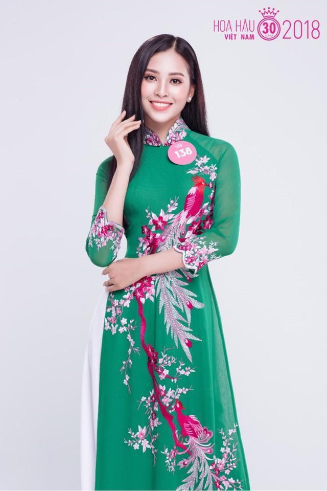 Tân Hoa hậu Việt Nam 2018 Trần Tiểu Vy bị nghi tốt nghiệp THPT với bảng điểm dưới trung bình-4