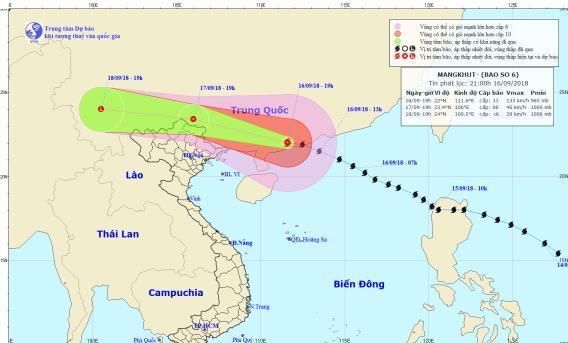 Viện phó lý giải siêu bão Mangkhut không vào Việt Nam-3