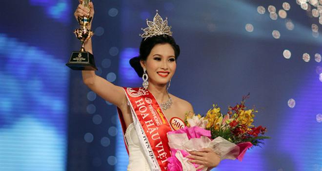 Trước Trần Tiểu Vy, nhiều Hoa hậu Việt Nam cũng từng khổ sở vì bị khui kết quả học tập-7