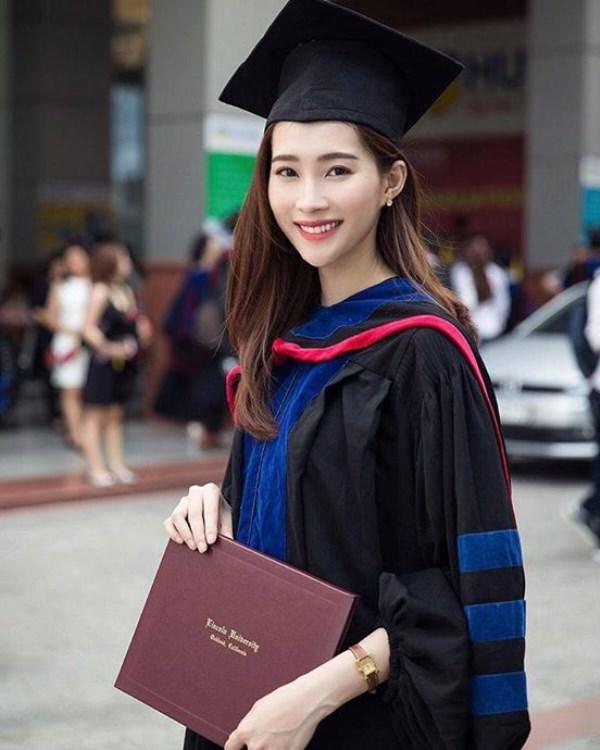 Trước Trần Tiểu Vy, nhiều Hoa hậu Việt Nam cũng từng khổ sở vì bị khui kết quả học tập-8