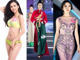 Á hậu 2 Nguyễn Thị Thuý An giỏi tiếng Nhật, là Miss Thân thiện Hutech