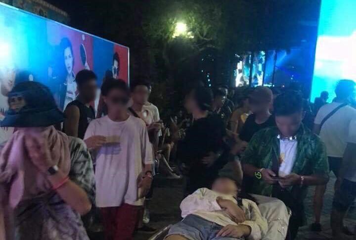 Cập nhật: 7 người tử vong bị nghi là sốc thuốc tại lễ hội âm nhạc điện tử ở Hà Nội-4