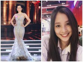 Hoa hậu Trần Tiểu Vy mặc váy 150 triệu khi đăng quang