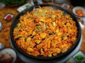 Món ăn nhất định phải thử khi đến xứ kim chi mùa thu