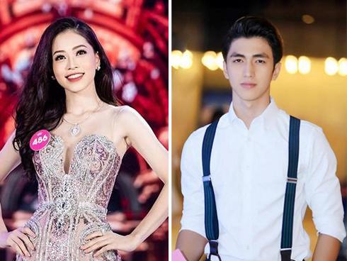Tân Á hậu 1 Hoa hậu Việt Nam 2018 Bùi Phương Nga là hoa có chủ khi đang hẹn hò với nam diễn viên Bình An?-1