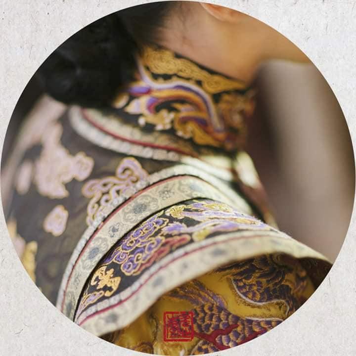 Nhìn phục trang cầu kỳ đến từng chi tiết của Châu Tấn trong đại lễ sắc phong mà thương cả hậu cung Diên Hi Công Lược-7