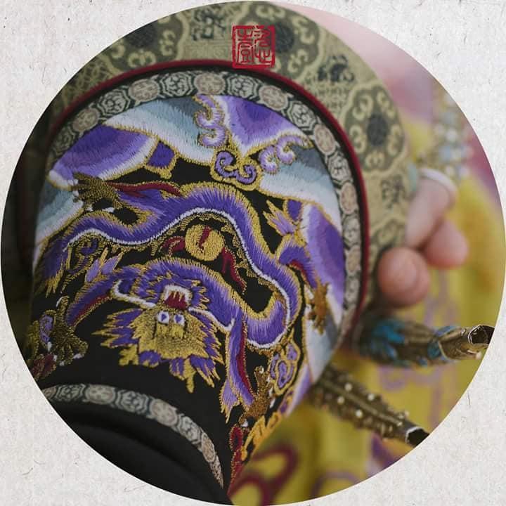 Nhìn phục trang cầu kỳ đến từng chi tiết của Châu Tấn trong đại lễ sắc phong mà thương cả hậu cung Diên Hi Công Lược-10