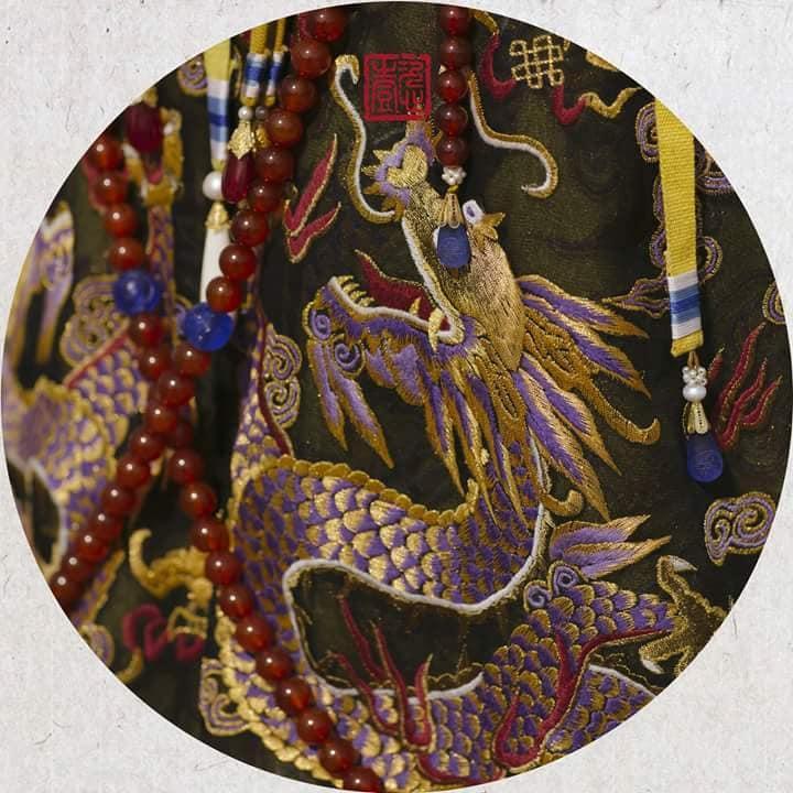 Nhìn phục trang cầu kỳ đến từng chi tiết của Châu Tấn trong đại lễ sắc phong mà thương cả hậu cung Diên Hi Công Lược-12